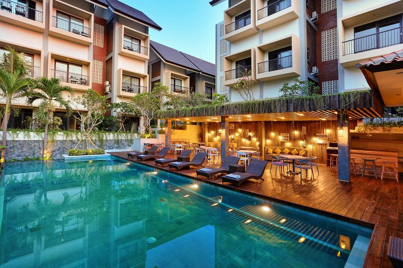 Pandawa All Suite Hotel, Badung