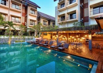 Pandawa All Suite Hotel Eksterior