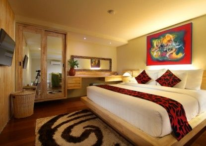 Pandawa All Suite Hotel Teras