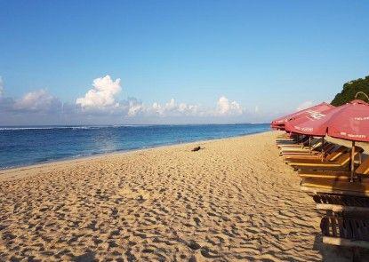 Pandawa Beach Homestay Teras