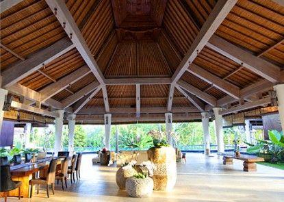 Pandawas Villas Ubud Teras