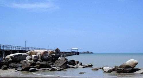 Pantai Batu Kodok