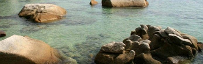 Batu Tambun Pongok Beach
