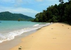 Pantai Bembang