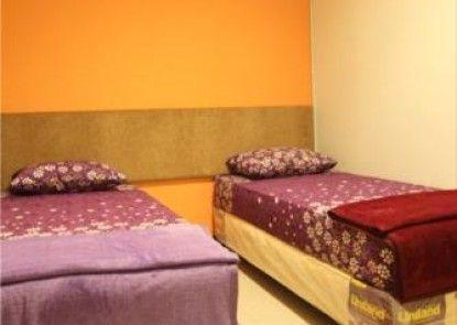 Pantes Hotel Pekojan Kamar Tamu