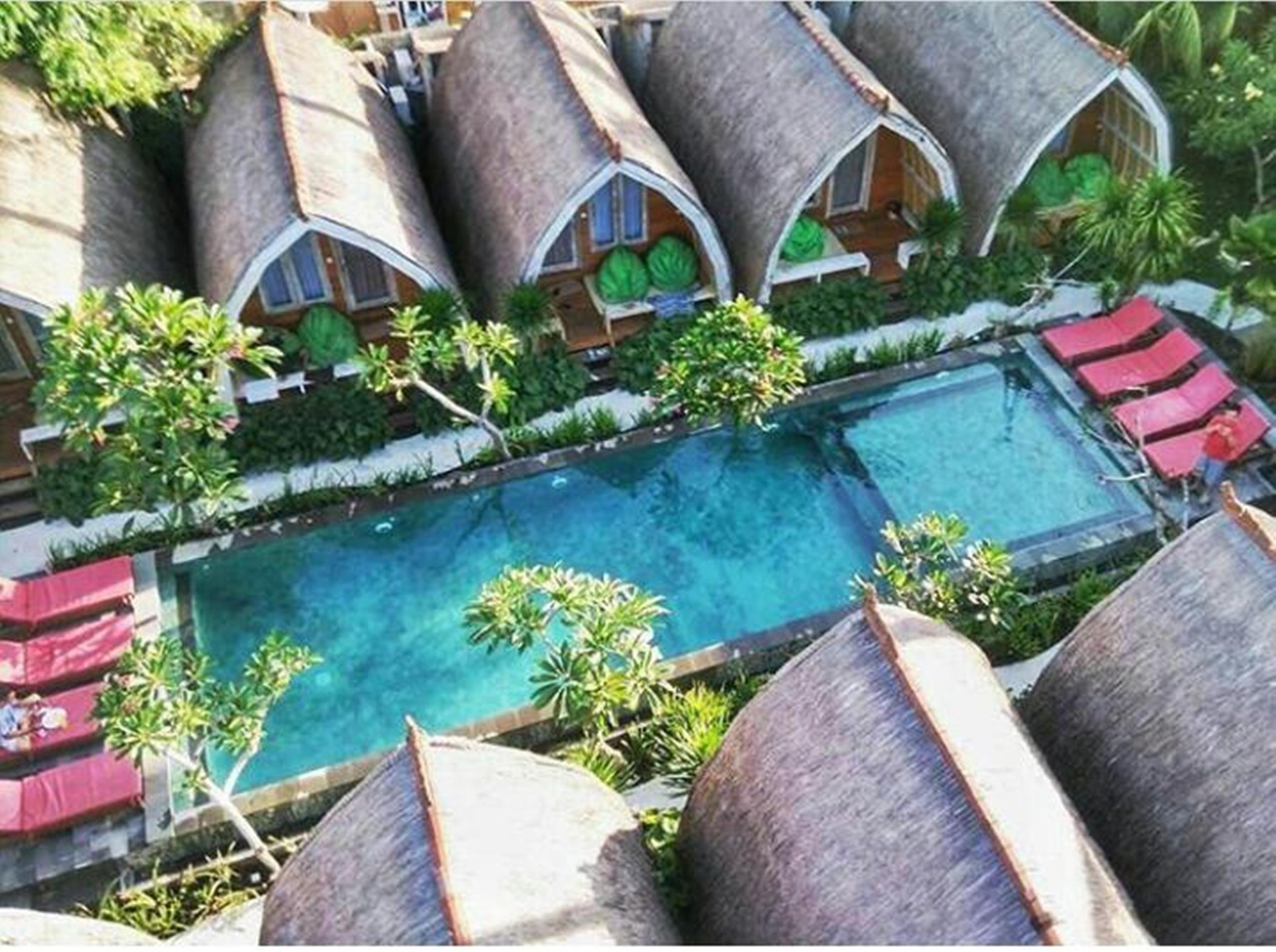 Paradesa Villa Gili Trawangan, Kepulauan Gili