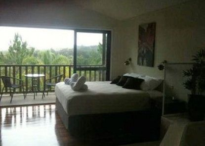 Paradise Palms Resort Teras