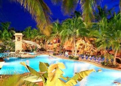 Paradise Village Beach Resort and Spa Teras