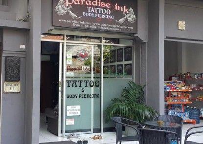 Paradise Inn Legian Teras