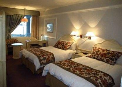 Paraiso Express Hotel Teras