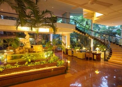 Parigata Resort and Spa Lobby