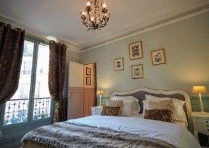 Paris Stay Apartment - Louvre Elegant Suite