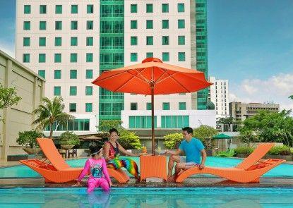 PARK HOTEL Jakarta Kolam Renang
