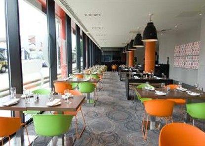 Park Inn by Radisson Manchester City Centre Teras
