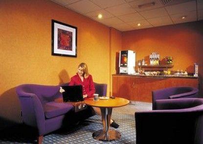 Park Inn by Radisson Nottingham Teras