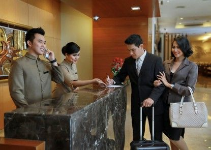 PARK HOTEL Jakarta Penerima Tamu