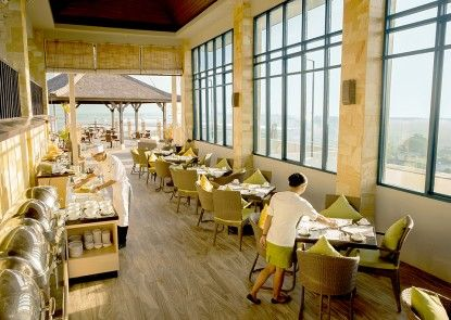 Park Hotel Nusa Dua Suites Rumah Makan