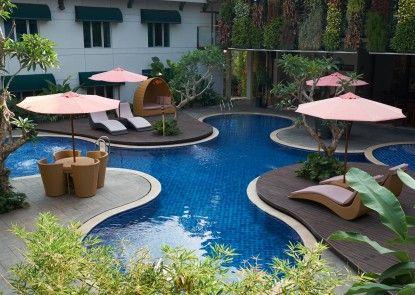 Patra Comfort Bandung Teras