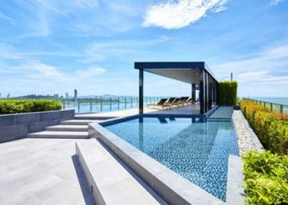 Pattaya Central Sea View Pool Suite