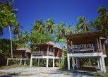 Pesan Kamar Deluxe Beachfront House di Pawapi Resort Koh Mook