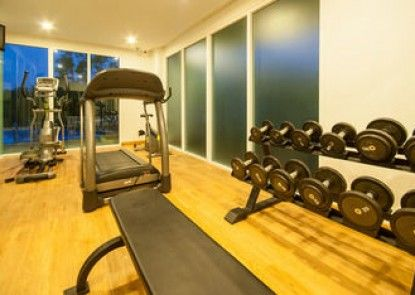 Peaceful 1-Bedroom Apartment at Saiyuan Buri Condominium