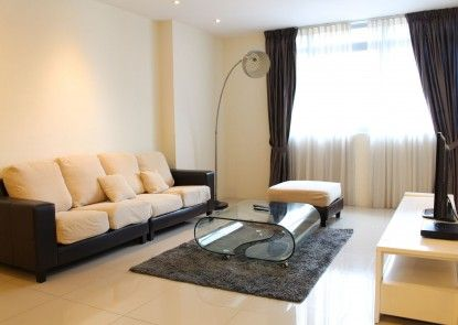 Peaceful Service Suites at Taragon Puteri Bintang