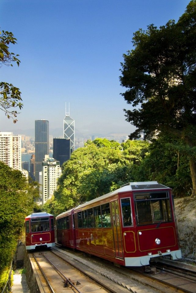 Peak Tram with Sky Terrace 428 Admission