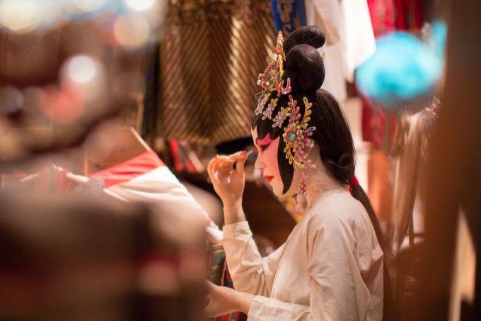 Peking Opera Experience at Liyuan Theatre