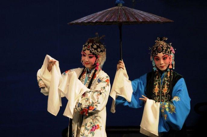 harga tiket Peking Opera Experience at Liyuan Theatre