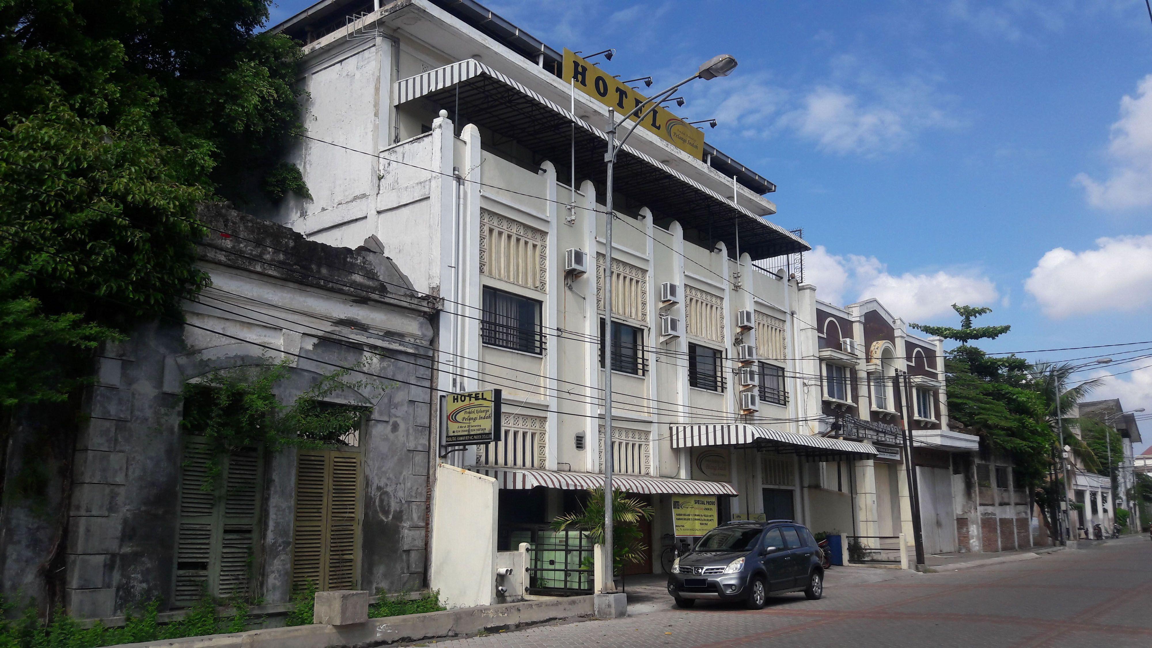 Pelangi Indah Hotel, Semarang