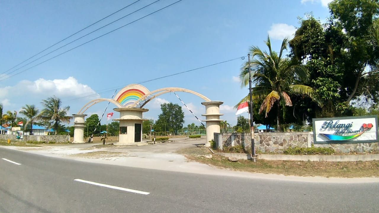 Pelangi Lake Resort, Belitung