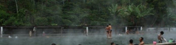 Hot Water Baths Simpang Balik