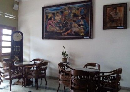 Pension Guest House Lounge