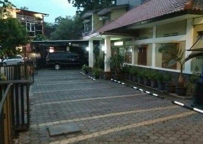 Pension Guest House Tempat Parkir