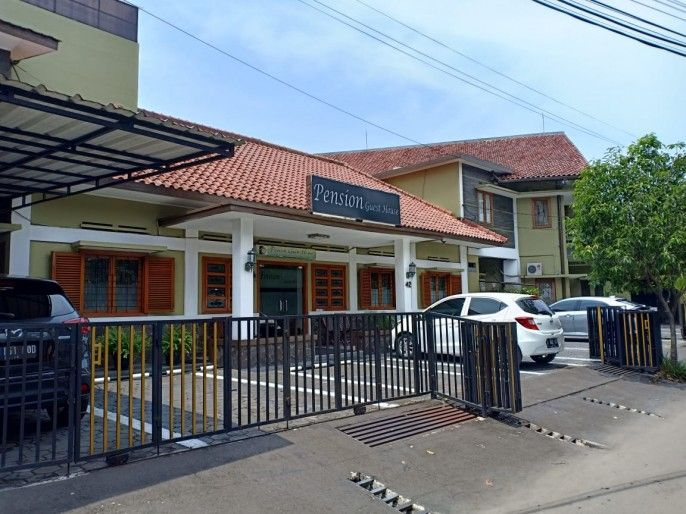 Pension Guest House, Bandung
