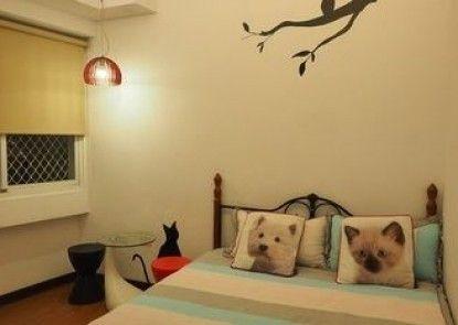 Peter Rabbit cozy nest