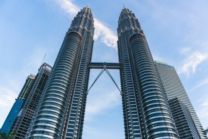 harga tiket Petronas Twin Towers E-ticket