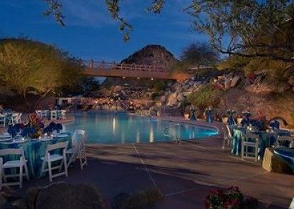 Phoenix Marriott Tempe at The Buttes Teras