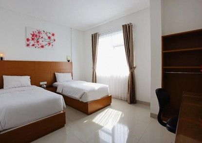 P Hostel Bandung Teras