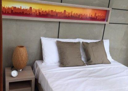 Casa Living Jakarta Kamar Tamu