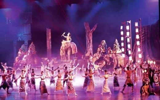 harga tiket Phuket Fantasea Show with Optional Buffet and Transfers