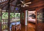 Pesan Kamar Vila Standar, 1 Kamar Tidur, Pemandangan Resor, Area Taman di Phusanfah Resort