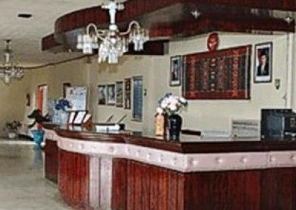Pia Hotel Padangsidimpuan Teras