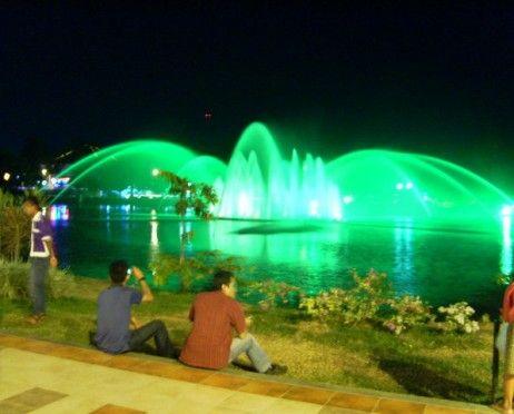 Taman Wisata Kambang Iwak
