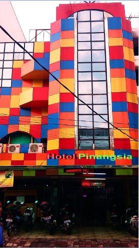 Hotel Pinangsia, Jakarta Barat