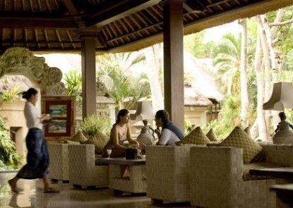 Pita Maha Resort and Spa Lobby