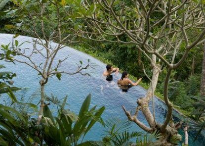 Pita Maha Resort and Spa Kolam Renang Utama