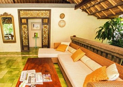 Plataran Canggu Resort & Spa Rumah Makan