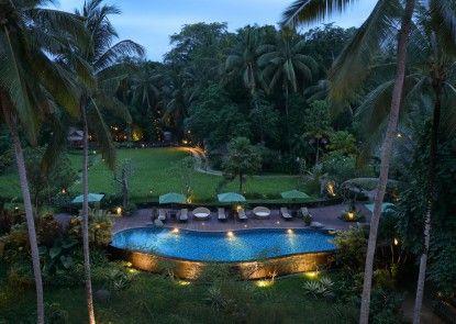 Plataran Ubud Hotel & Spa Kolam Renang Utama