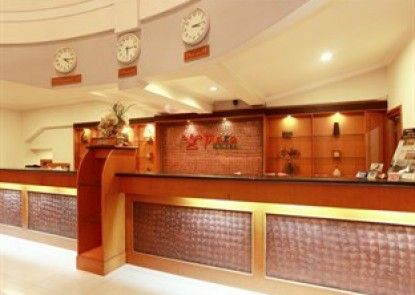 Plaza Hotel Tegal Penerima Tamu